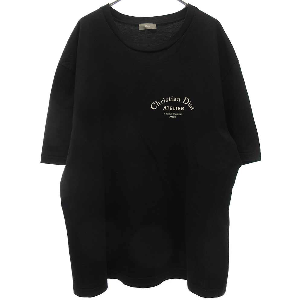 「ATELIER」アトリエロゴプリントTシャツ