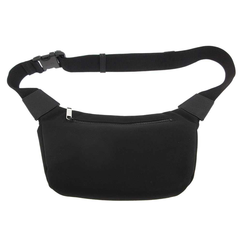 ×KAWS Waist Bag 1KWPO100YLE H10E ×カウズ ナイロンウエストバッグ