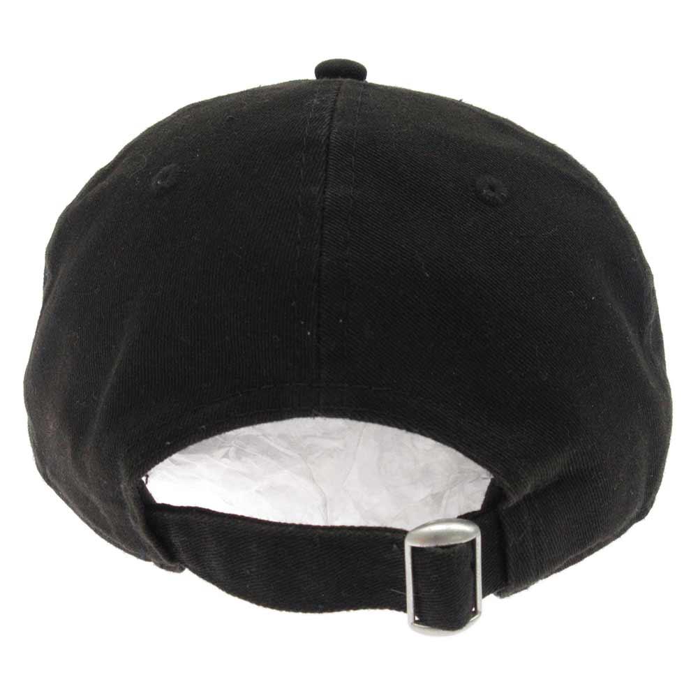 ×NEW ERA ニューエラ ロゴパッチキャップ 帽子