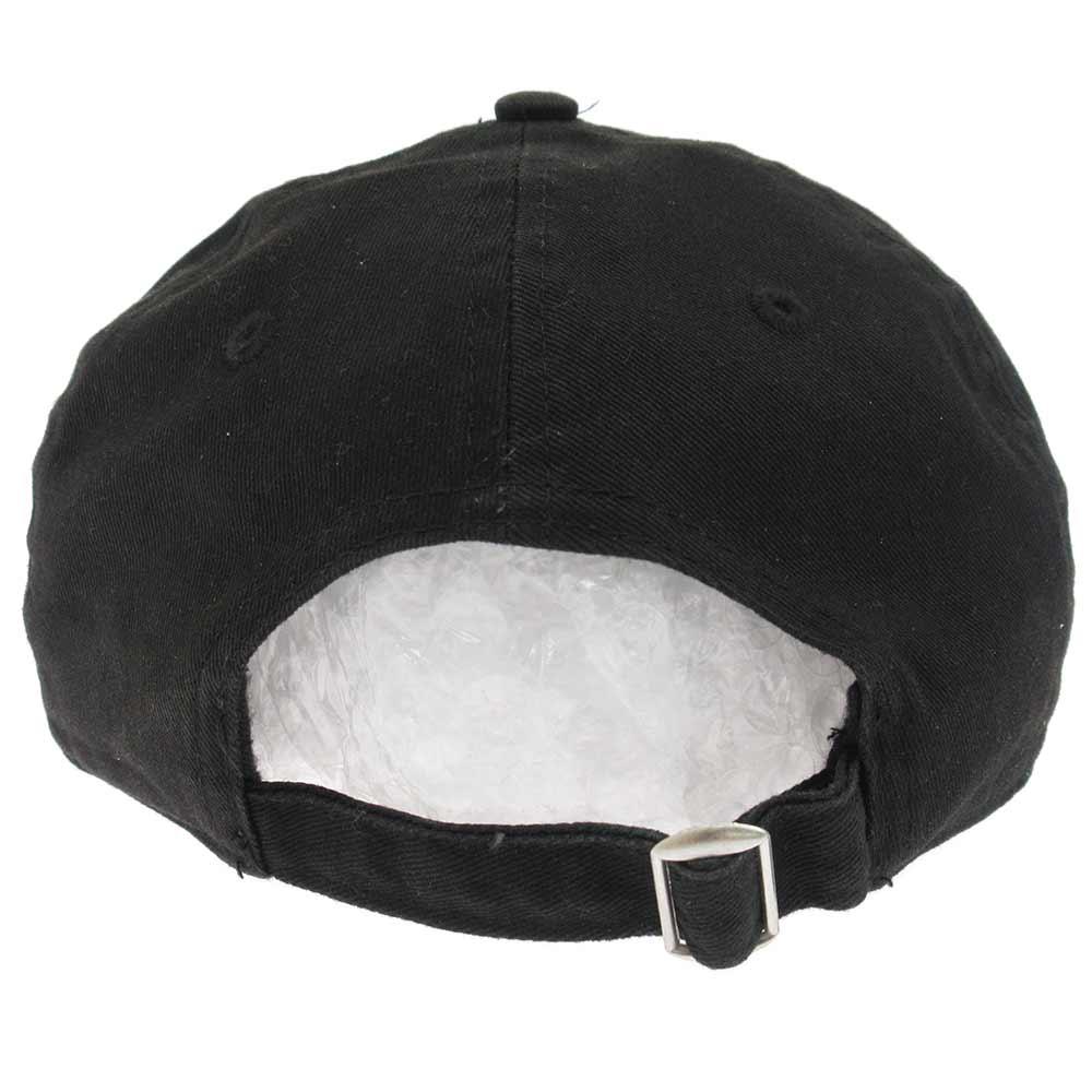 ×NEW ERA ニューエラ ロゴ刺繍キャップ 帽子