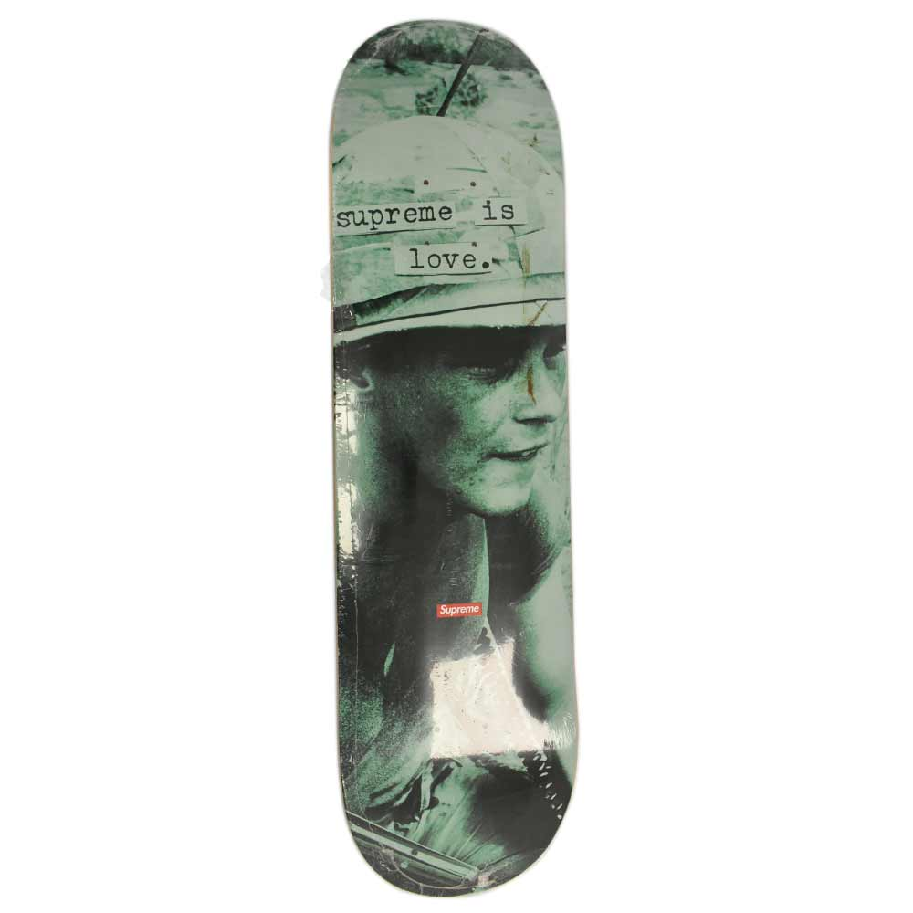 Is Love Skateboard Deck イズラブフォトプリントスケートデッキボード
