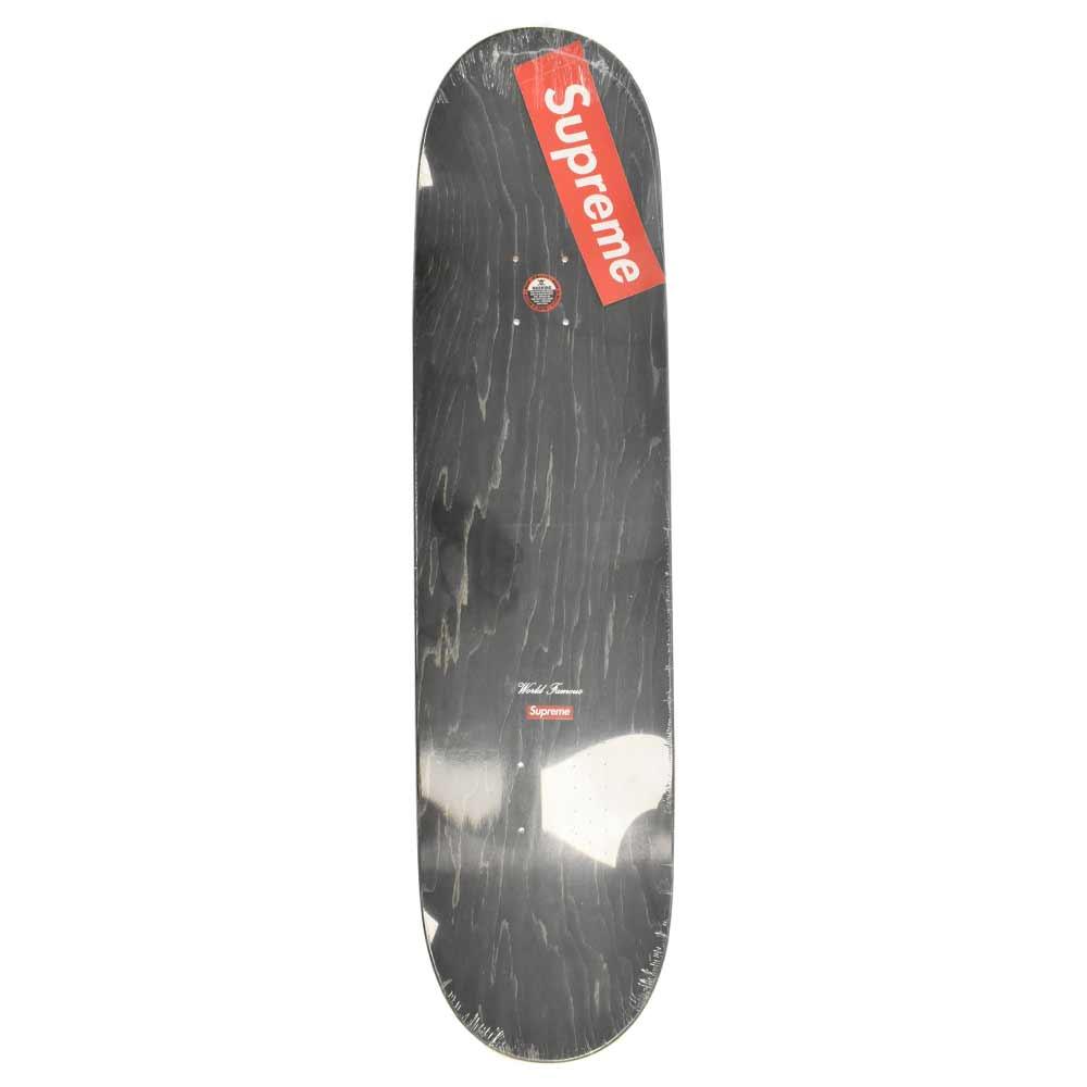 Distorted Logo Skateboard ロゴスケートボードデッキ