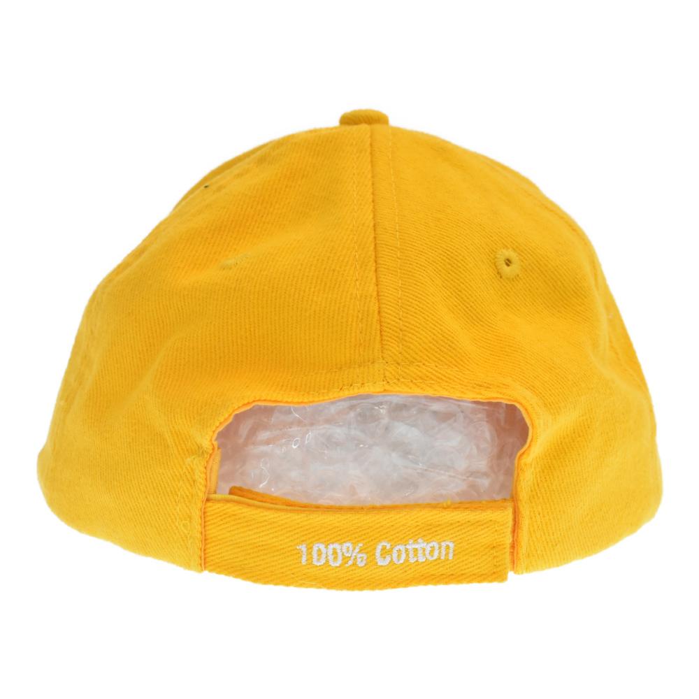 DHL PRINTED CANVAS HAT プリントキャップ 帽子
