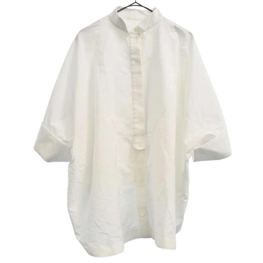 poplin shirt ポップリン長袖シャツ