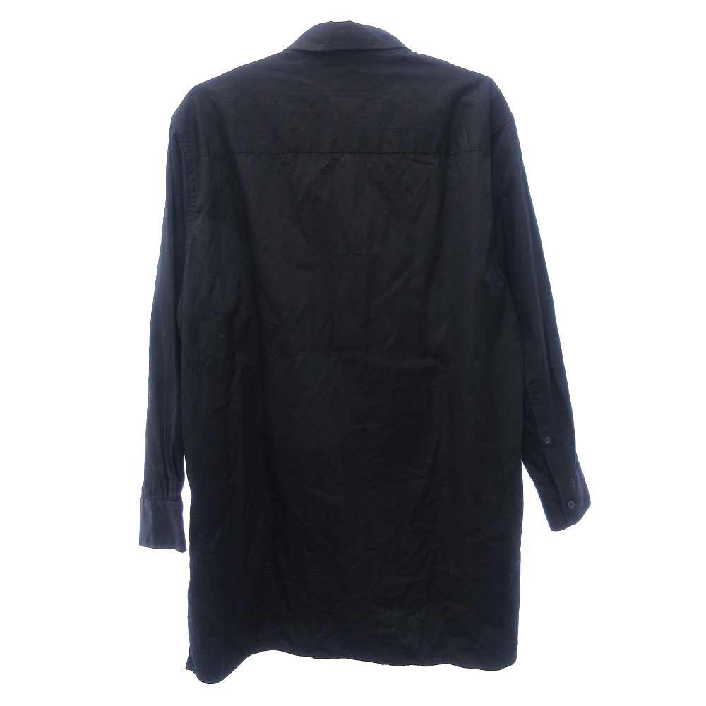 HC-B32-004 変形襟 長袖シャツ