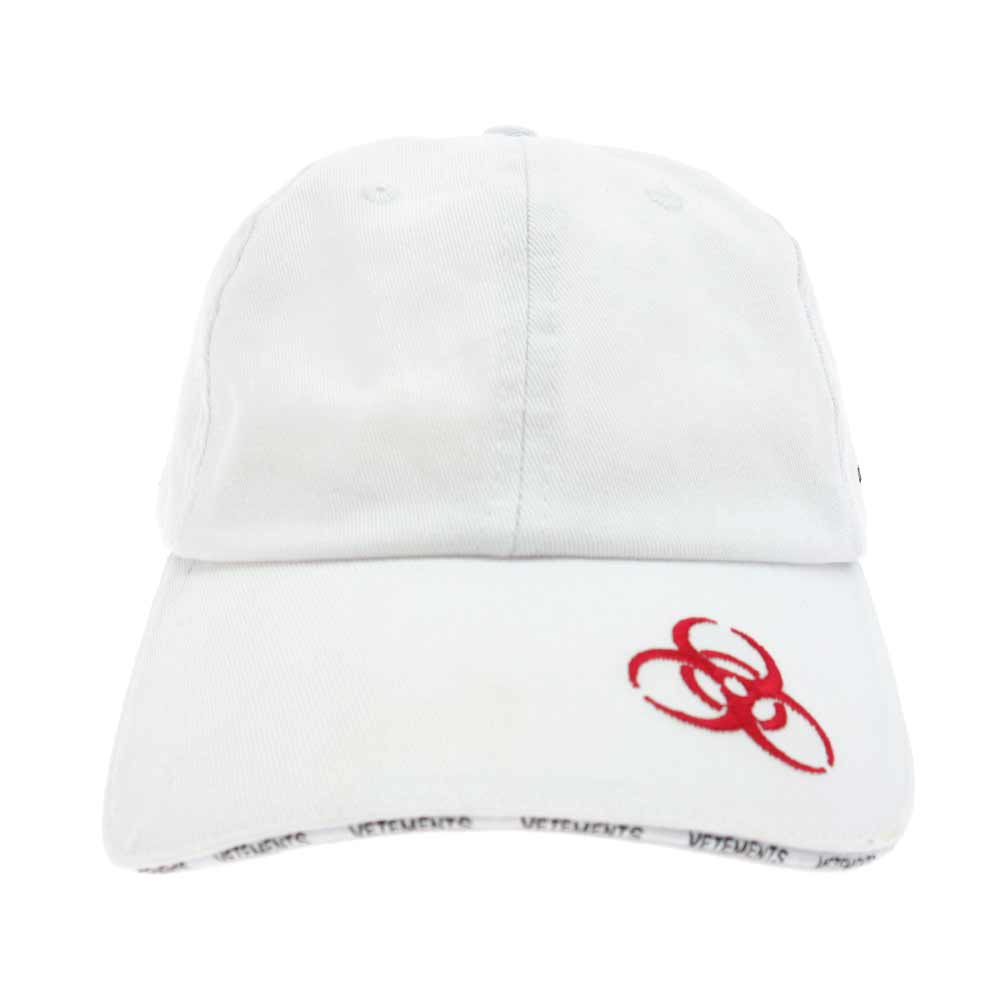 Genetically Modified embroidered cap ロゴキャップ 帽子