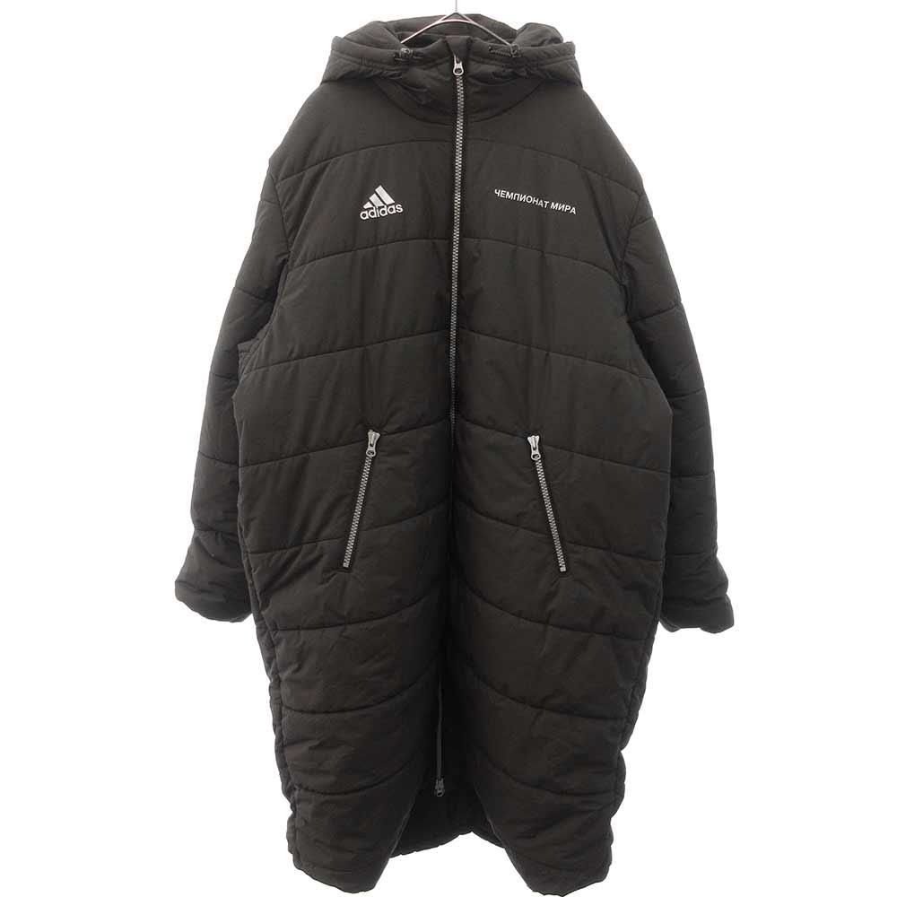 ×adidas Padded Coat プリマロフトベンチコート