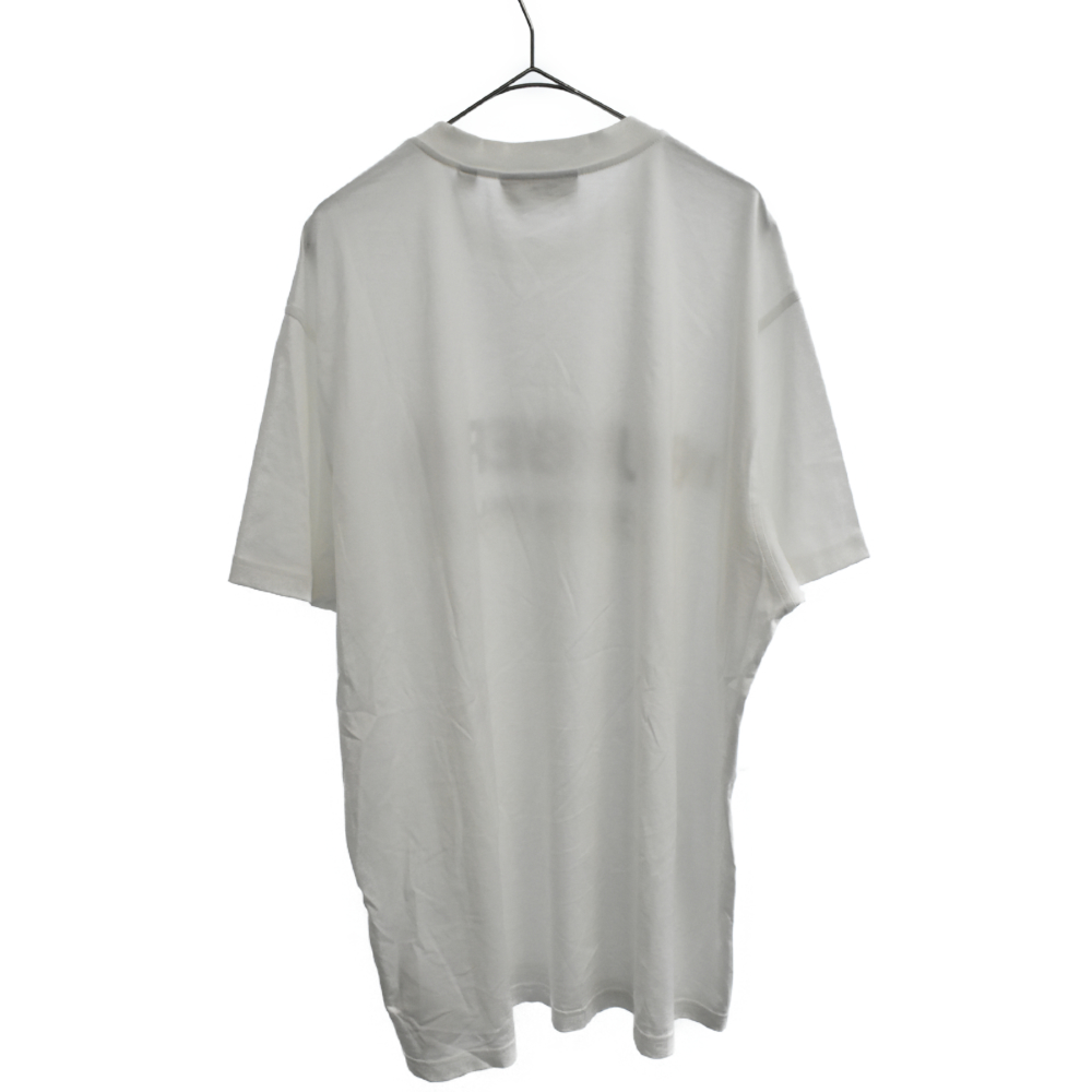 ダブルロゴプリント Tシャツ