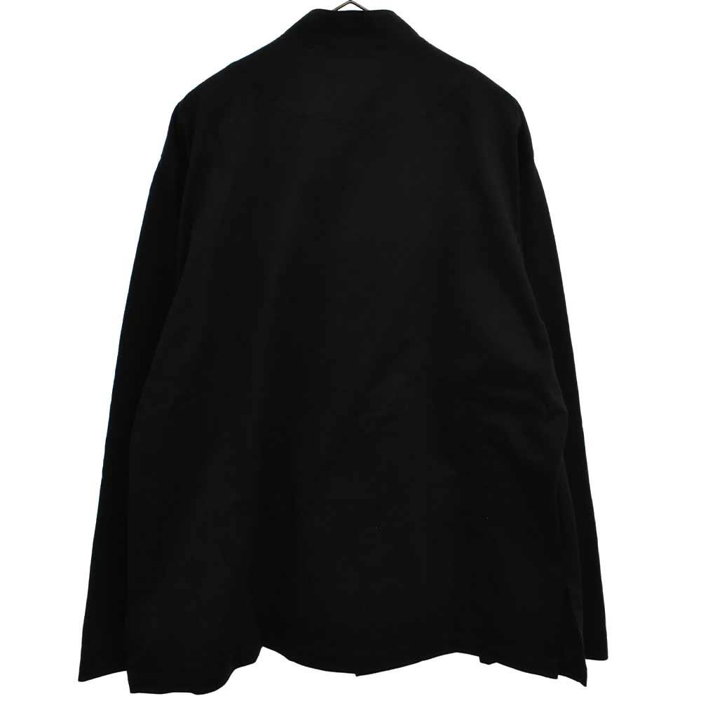 チャイナシャツジャケット