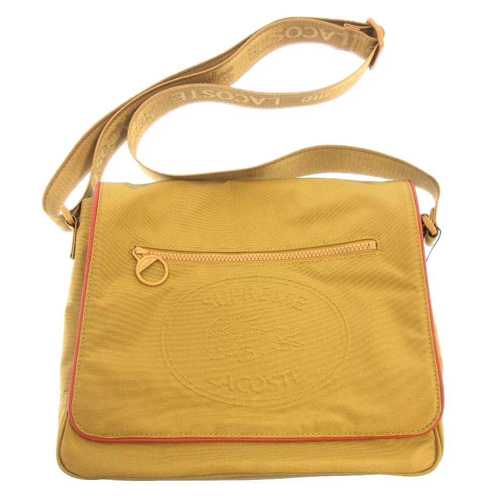 ×LACOSTE Small Messenger Bag ×ラコステ メッセンジャーバッグ ショルダーバッグ