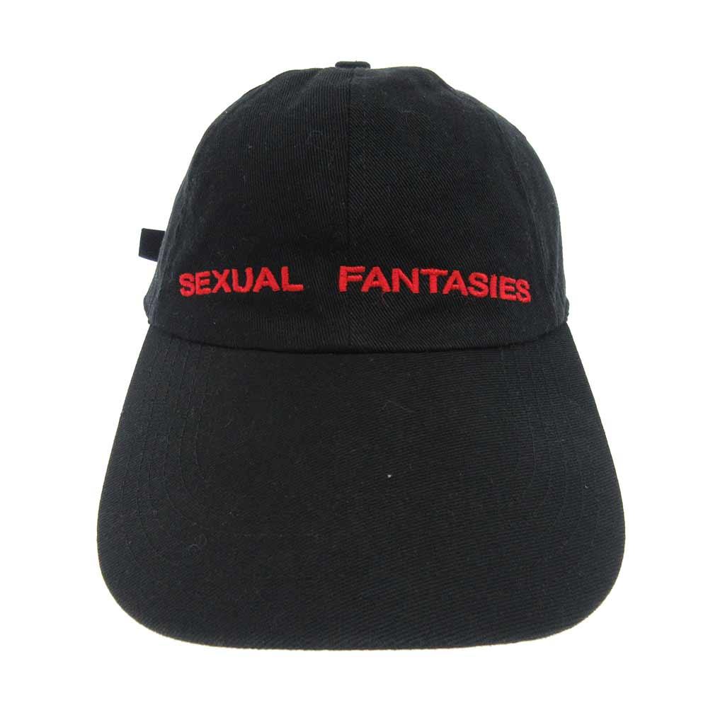 SEXUAL FANTASIES 6-PANEL セクシャル ファンタスティック キャップ