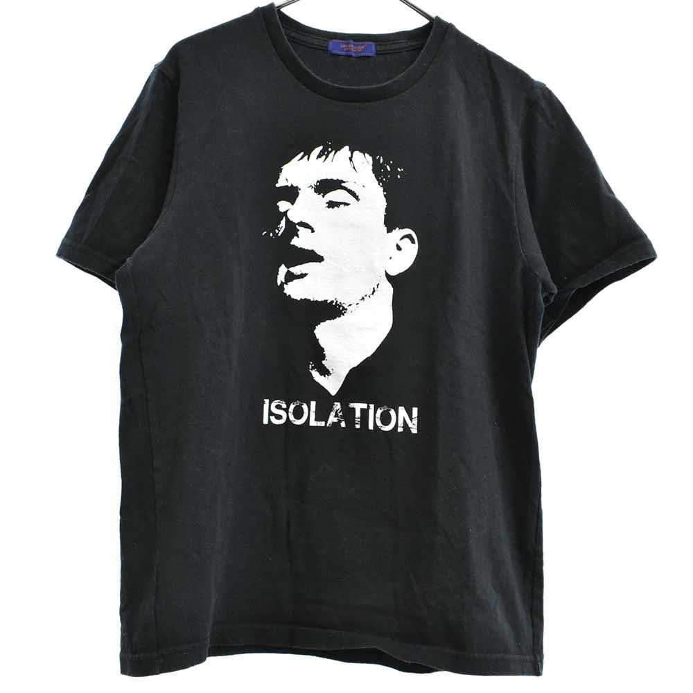 JOY DIVISION ISOLATION フロントプリント半袖Tシャツ