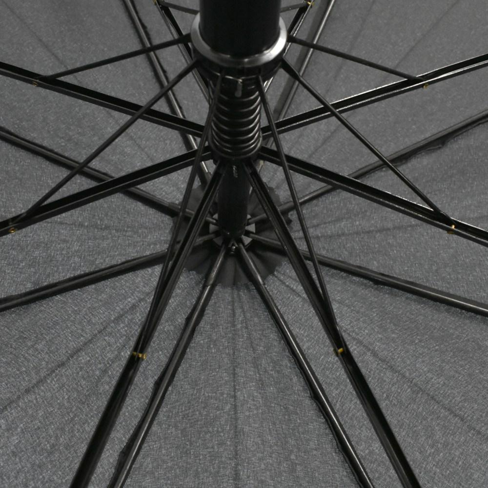 ロゴプリントアンブレラ 傘 パラソル スカル