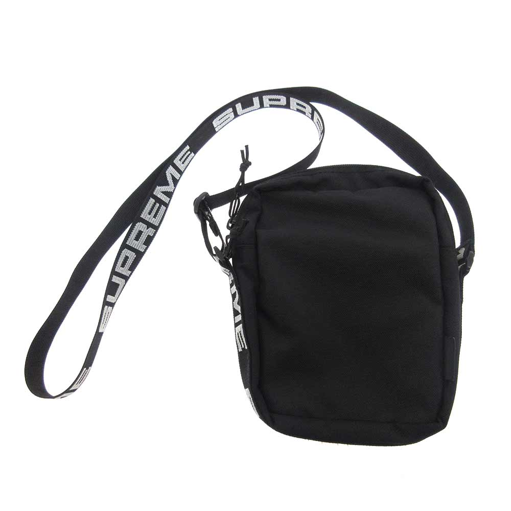 Shoulder Bag ロゴテープ ショルダーバッグ
