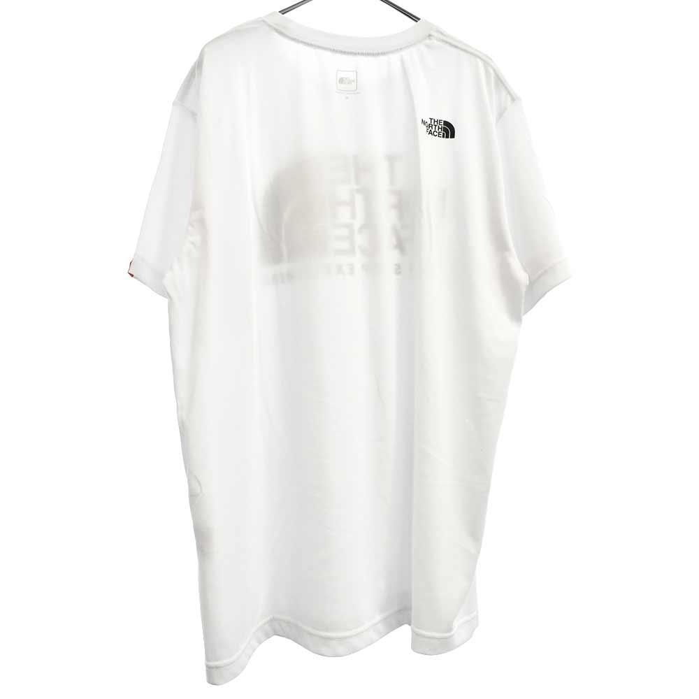 ブランドロゴプリント半袖Tシャツ/カモフラ