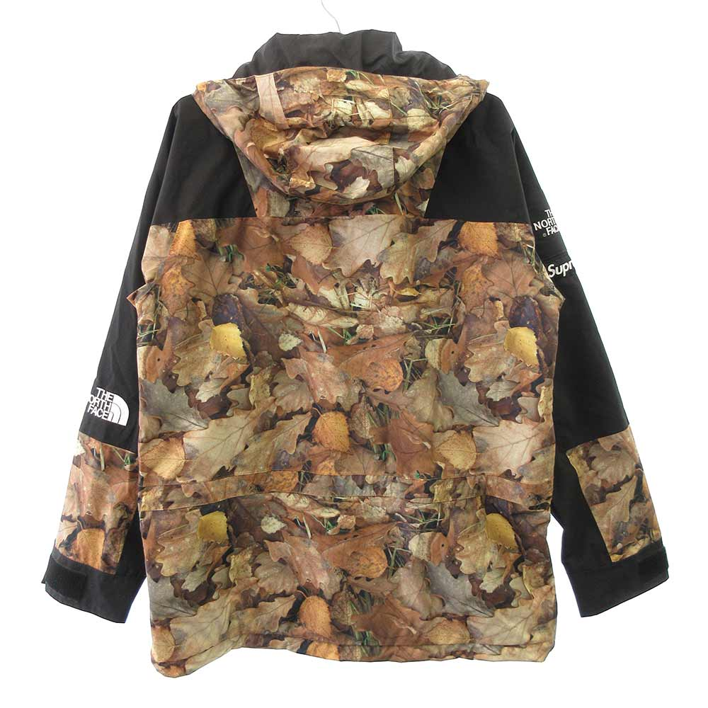 ×THE NORTH FACE Mountain Light Jacket Leaves 枯葉マウンテンライトジャケット