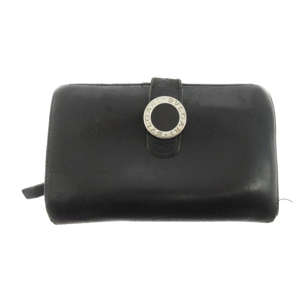 B-Zero1 ゼロワン金具レザー二つ折り財布