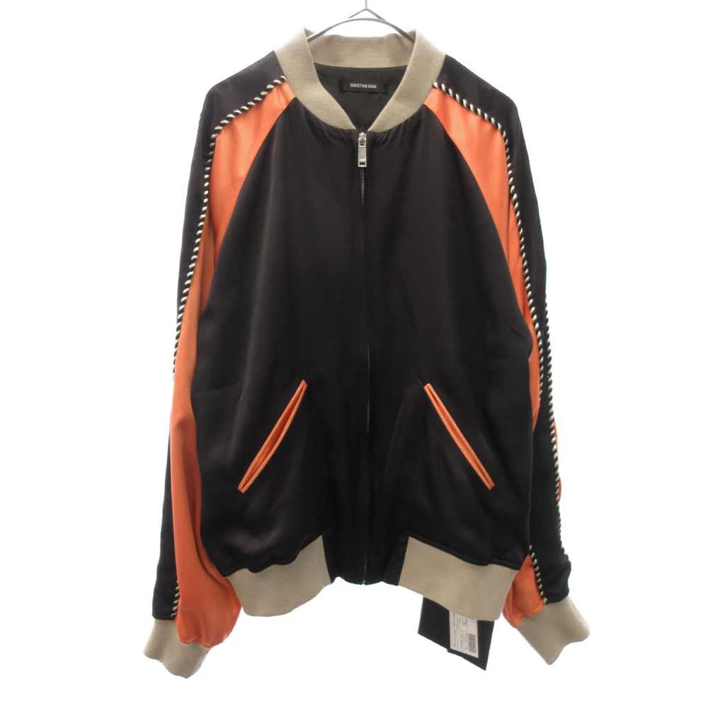 OIRAN Embroidered Signature Souvenir Jacket 花魁刺繍エンブロイダリースカジャンジャケット