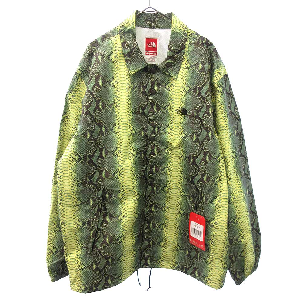 ×THE NORTH FACE Snakeskin Taped Seam Coaches Jacket NF0A3LI88WX