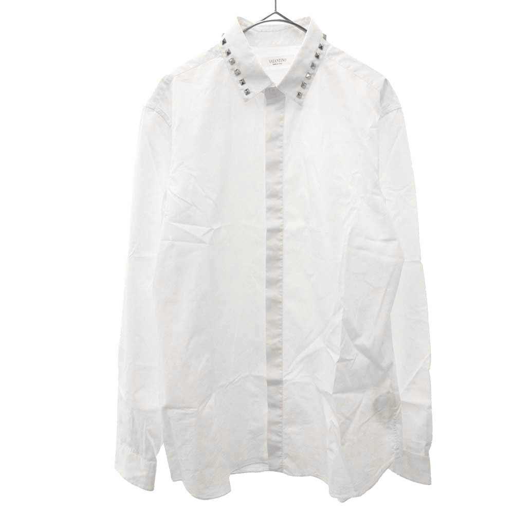 ロックスタッズドレスシャツ