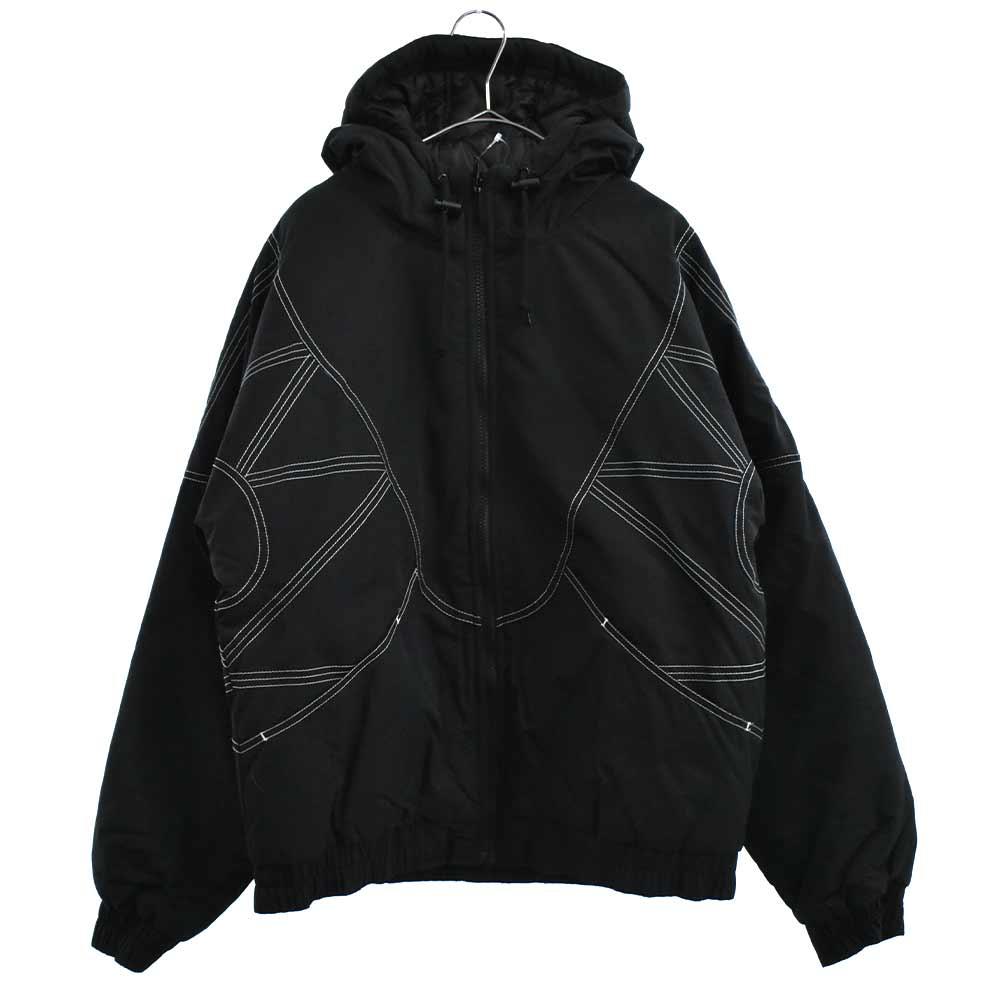 Zig Zag Stitch Puffy Jacket ジグザグステッチパフィージャケット