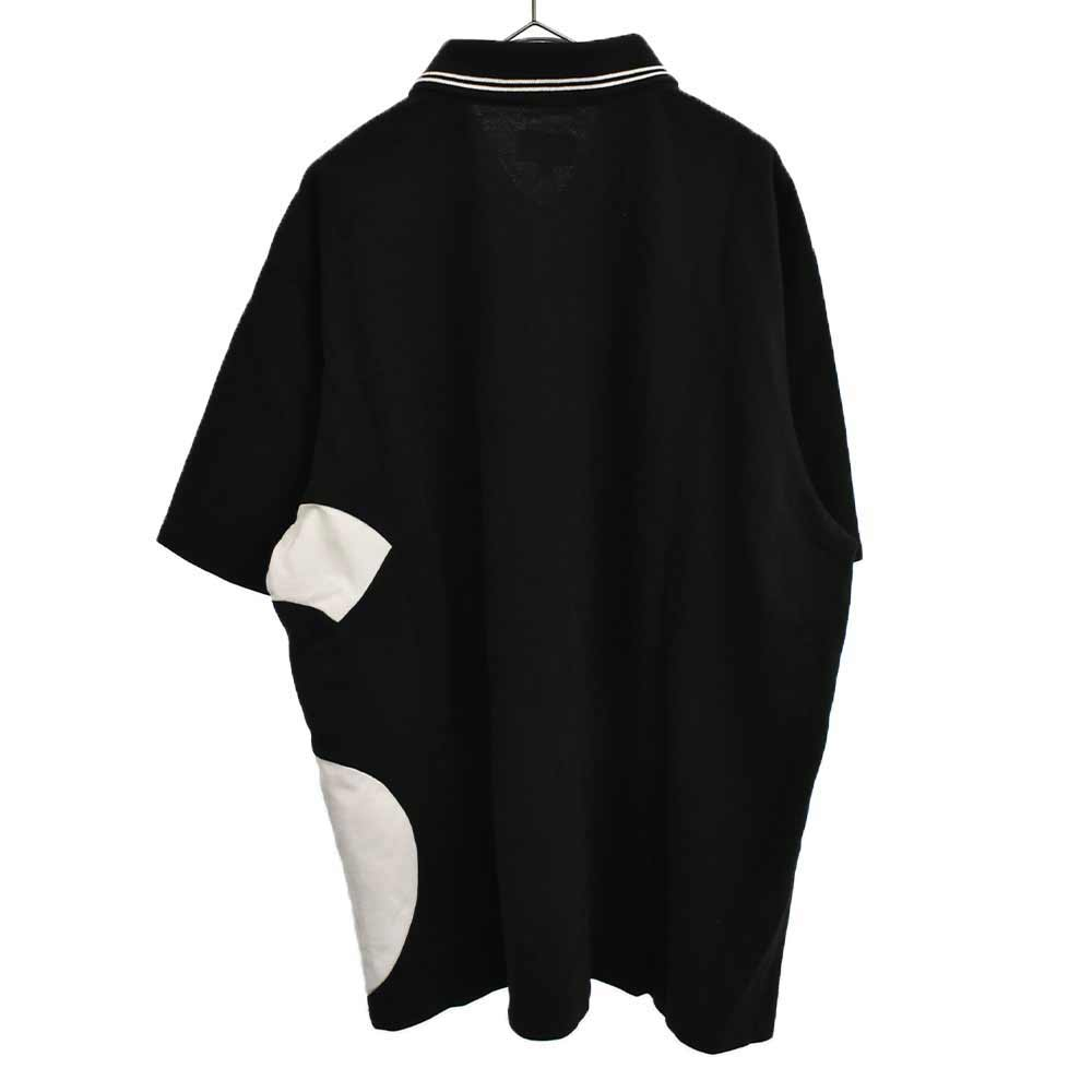 S Logo Polo Sロゴ 半袖ポロシャツ