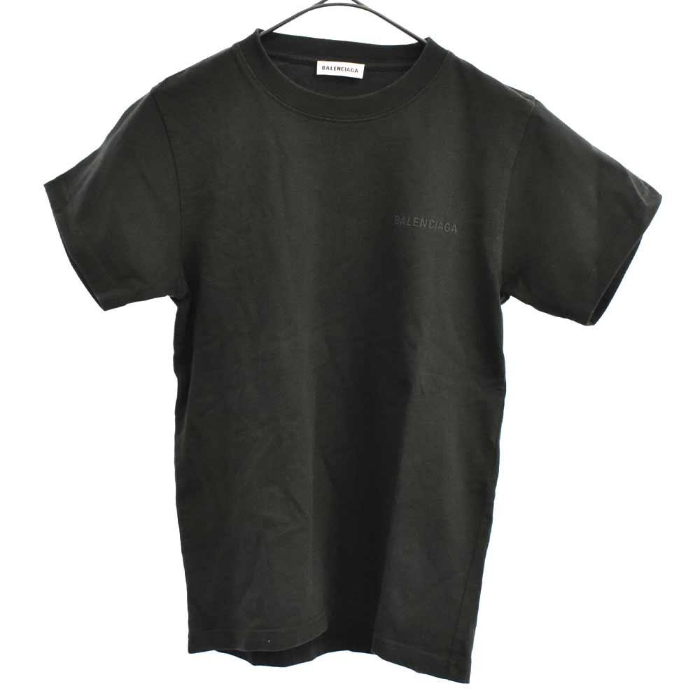 エンブロイダリーロゴ半袖Tシャツ