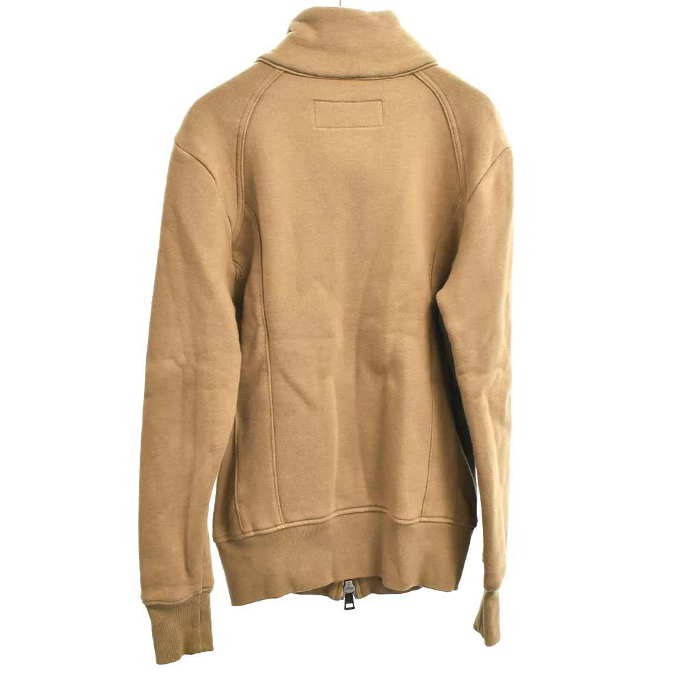 スタンドカラーフルジップアップスウェットジャケット