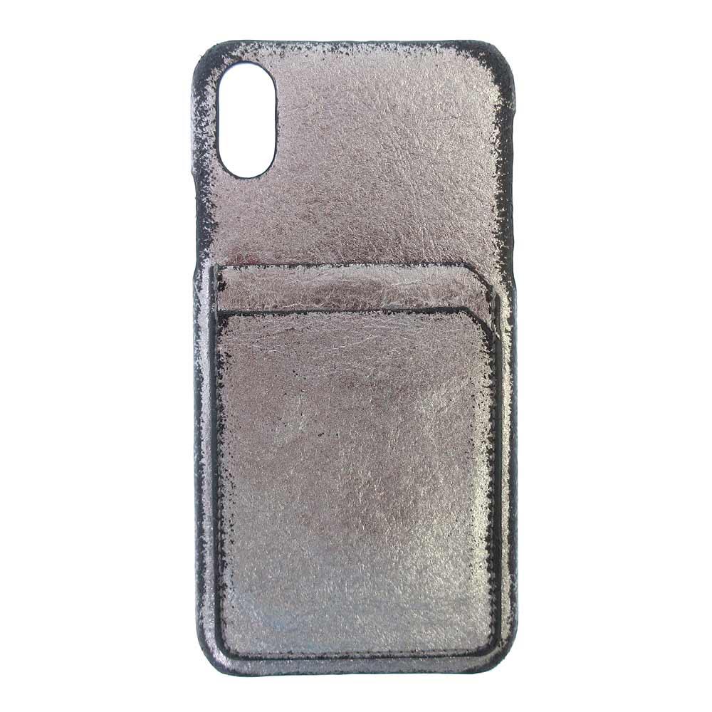 レザー携帯iPhoneケース iPhone X XS