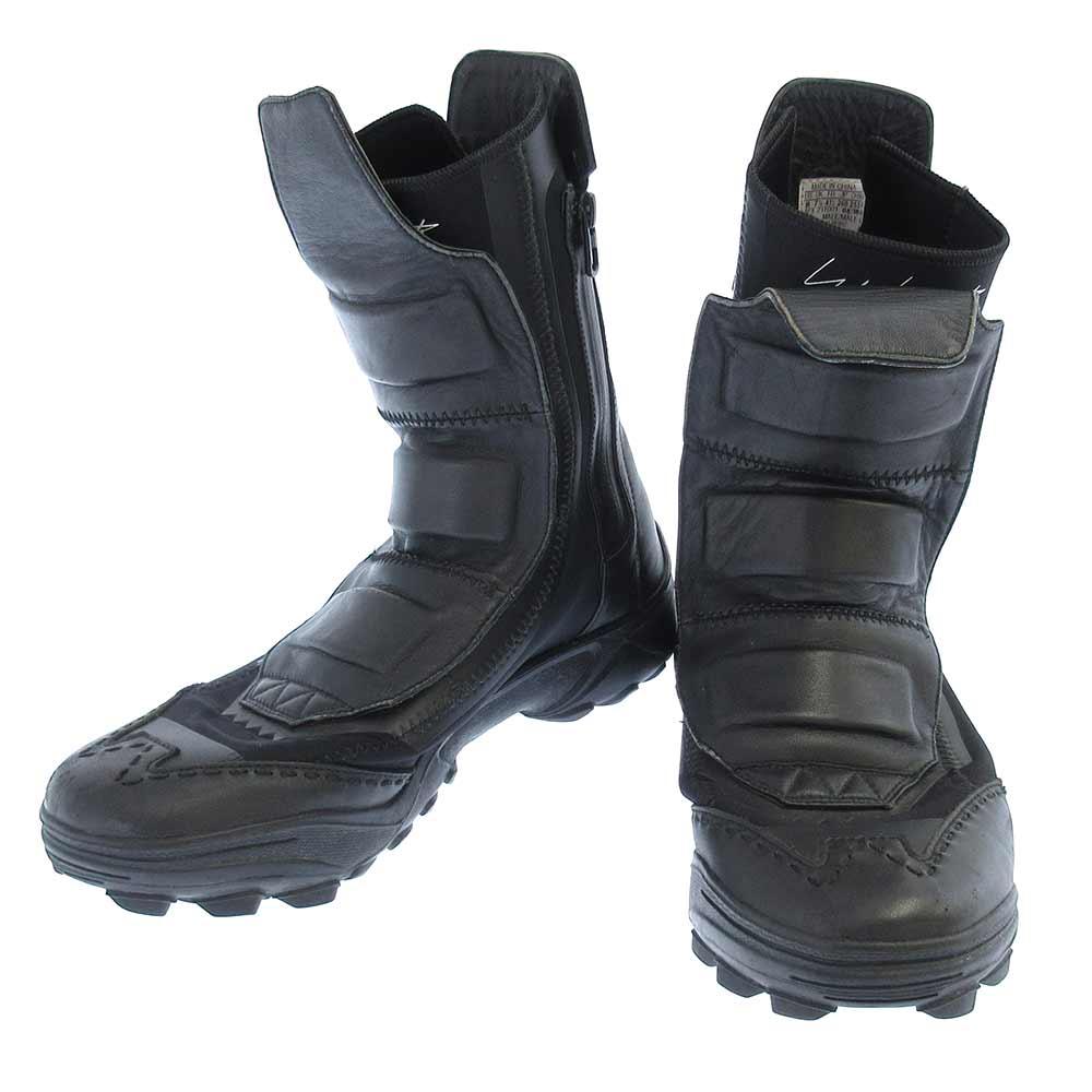 ×adidas SNOW PATROL BOOTS アディダス シグネチャーロゴデザインブーツ