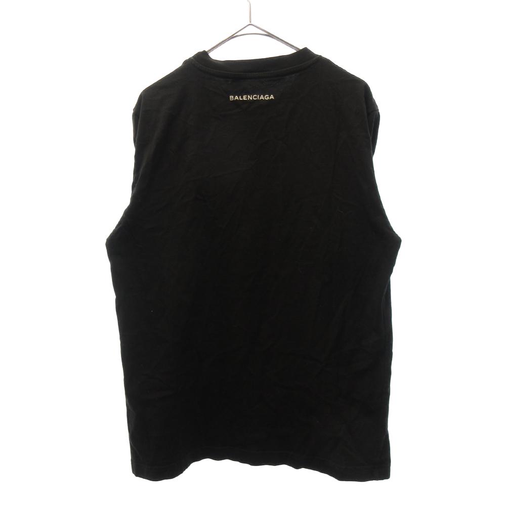 PARIS プリント 半袖Tシャツ