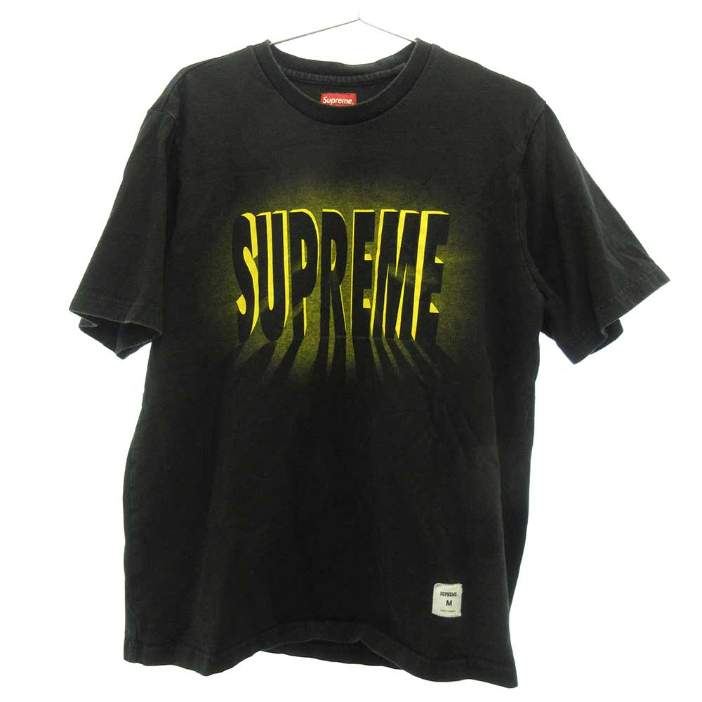 Light S/S Top ライト フロントロゴTシャツ