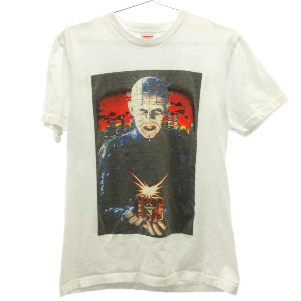 Hell On Earth Tee Hellraiser ヘルレイザー フロントプリント半袖Tシャツ