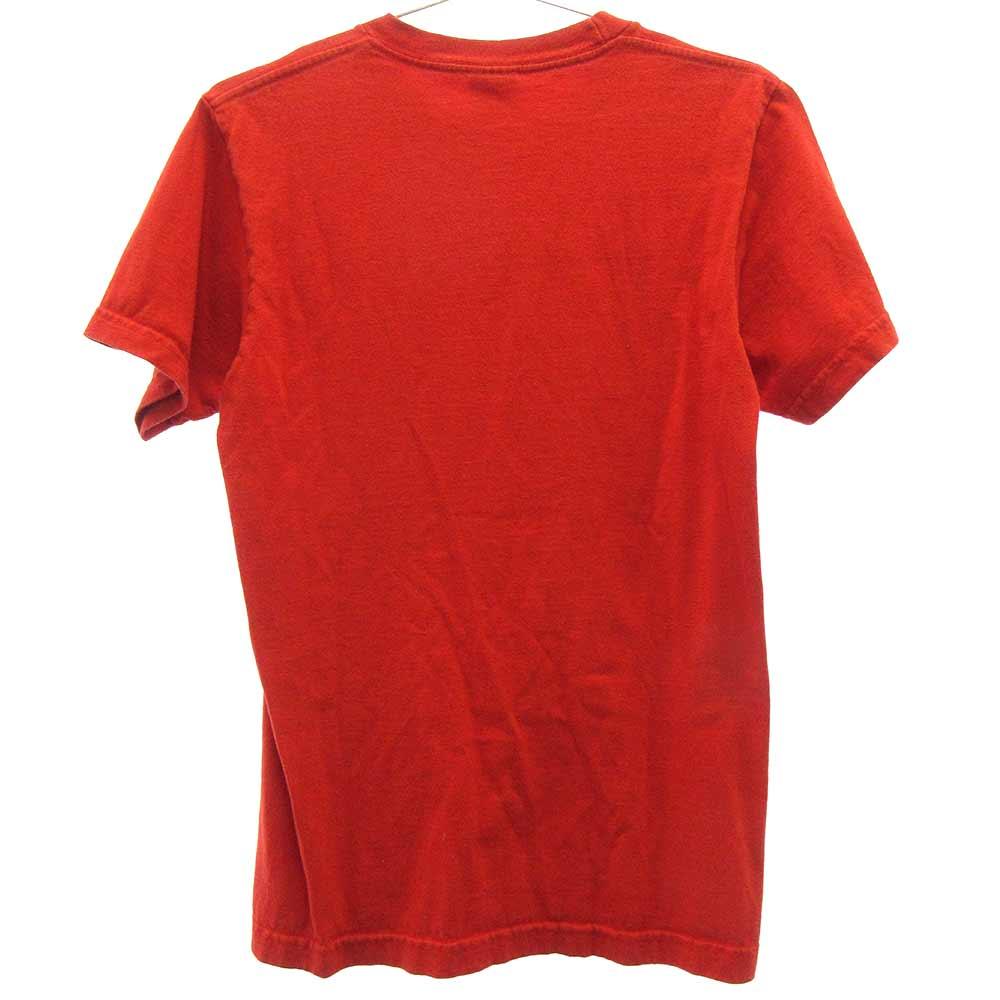 Burroughs Tee バロウズ フロントプリント半袖 Tシャツ