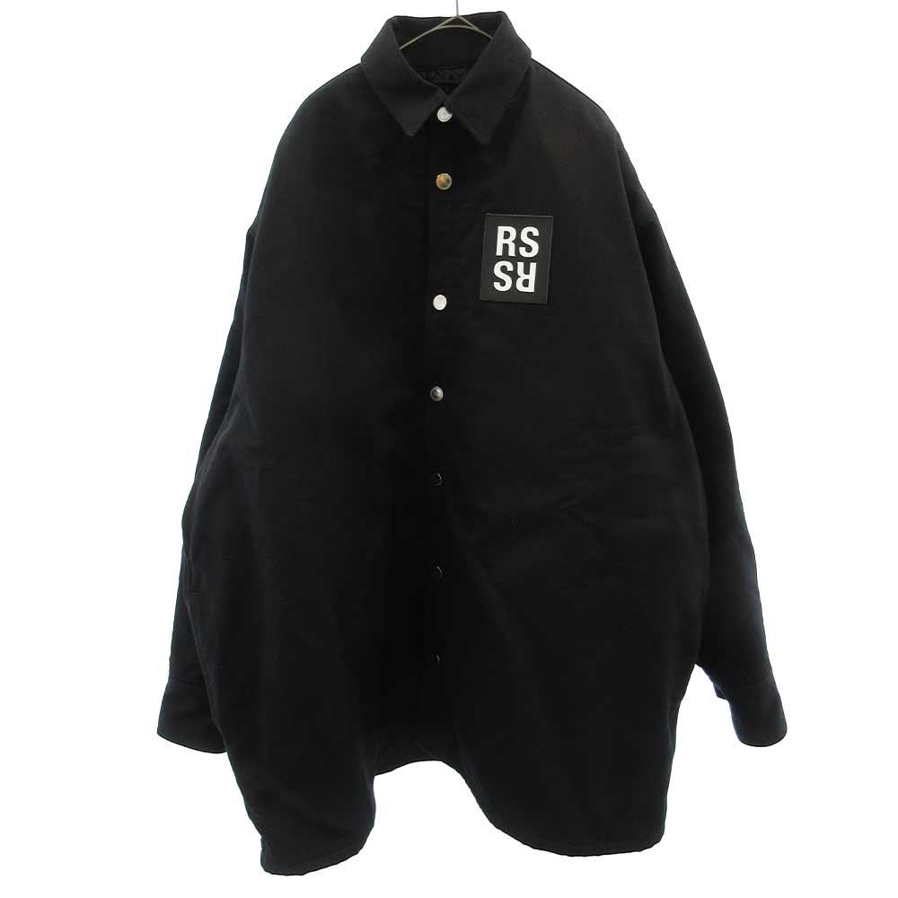 パデッドデニムシャツジャケット