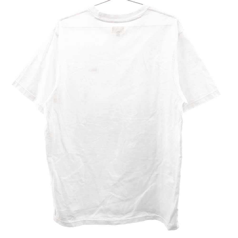 Small box Teeラバースモールロゴ半袖Tシャツ