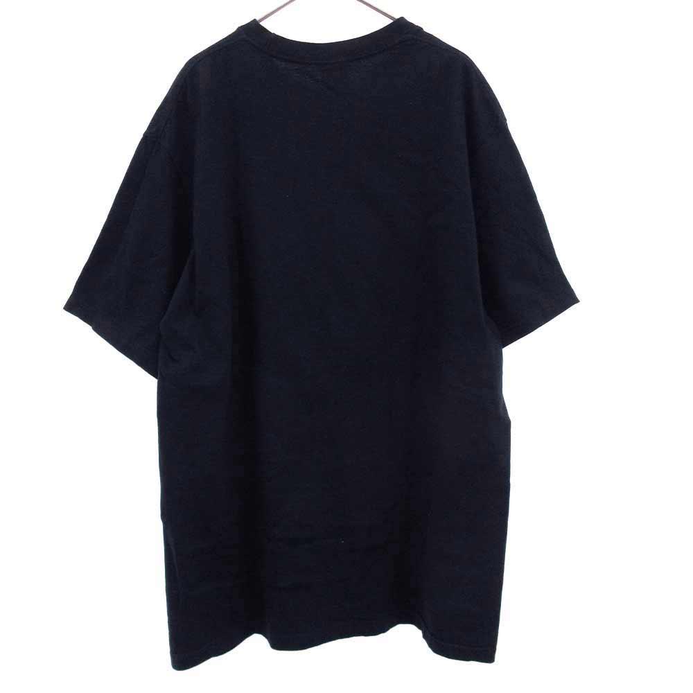 Fronts Teeグリルロゴプリント半袖Tシャツ
