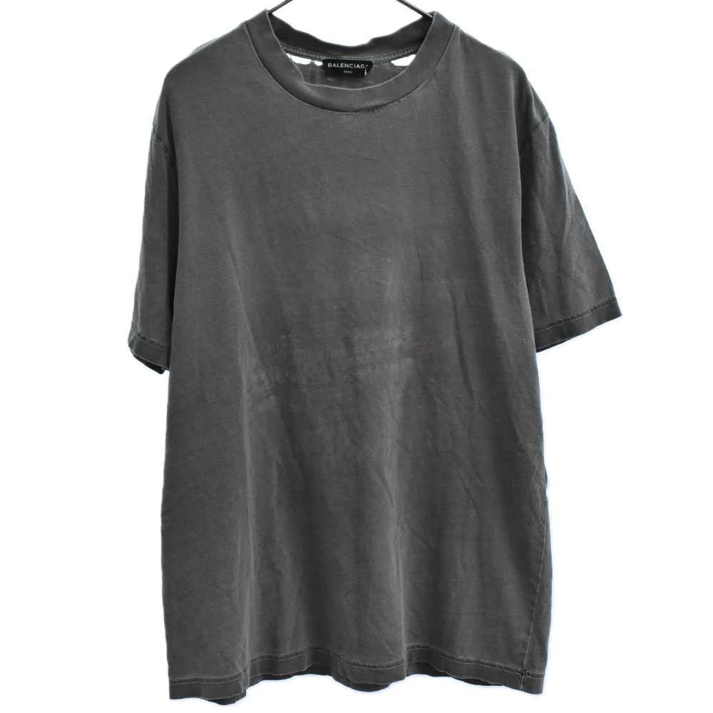 Pari パリプリント半袖Tシャツ