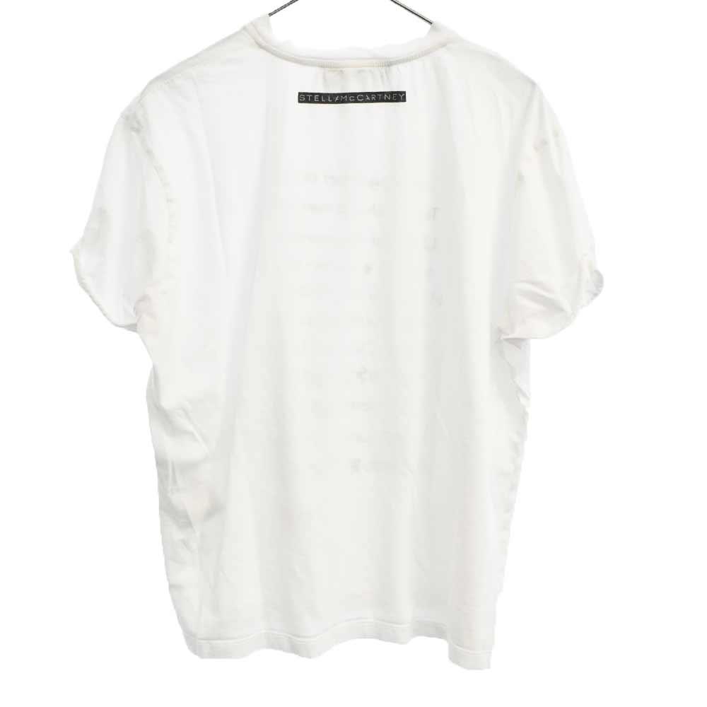 × THE BEATLES ビートルズ プリント半袖Tシャツ