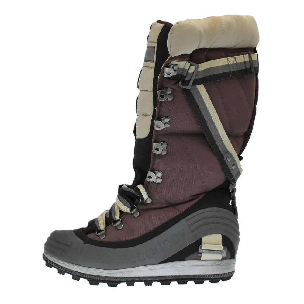 ×adidas ×アディダス Seshat Snow Boots セシャトスノーブーツ レースアップロングブーツ