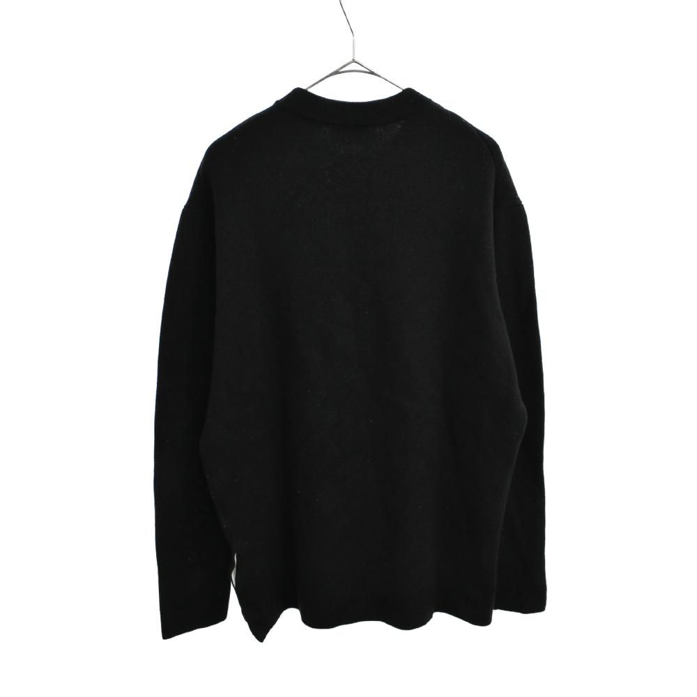 Nicha Wool-Blend Sweater クルーネックニットセーター