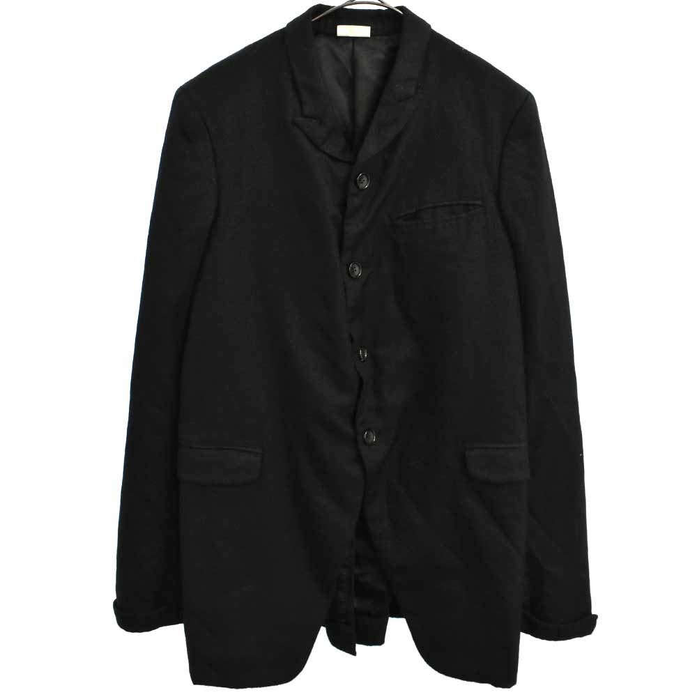 Decadence期 ヴィンテージ生地リメイクパッチワーク ラメ糸モーニングジャケット PH-J031 AD2011