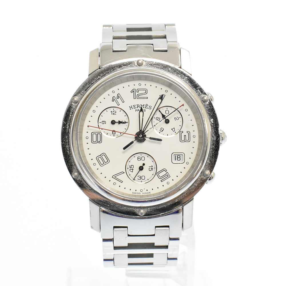 CL1.910 クリッパーダイバー 腕時計 ステンレススチール/SS クオーツ 白文字盤 メンズ
