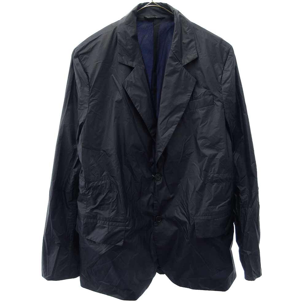 Ripstop suit jacket ナイロン2Bスーツテーラードジャケット