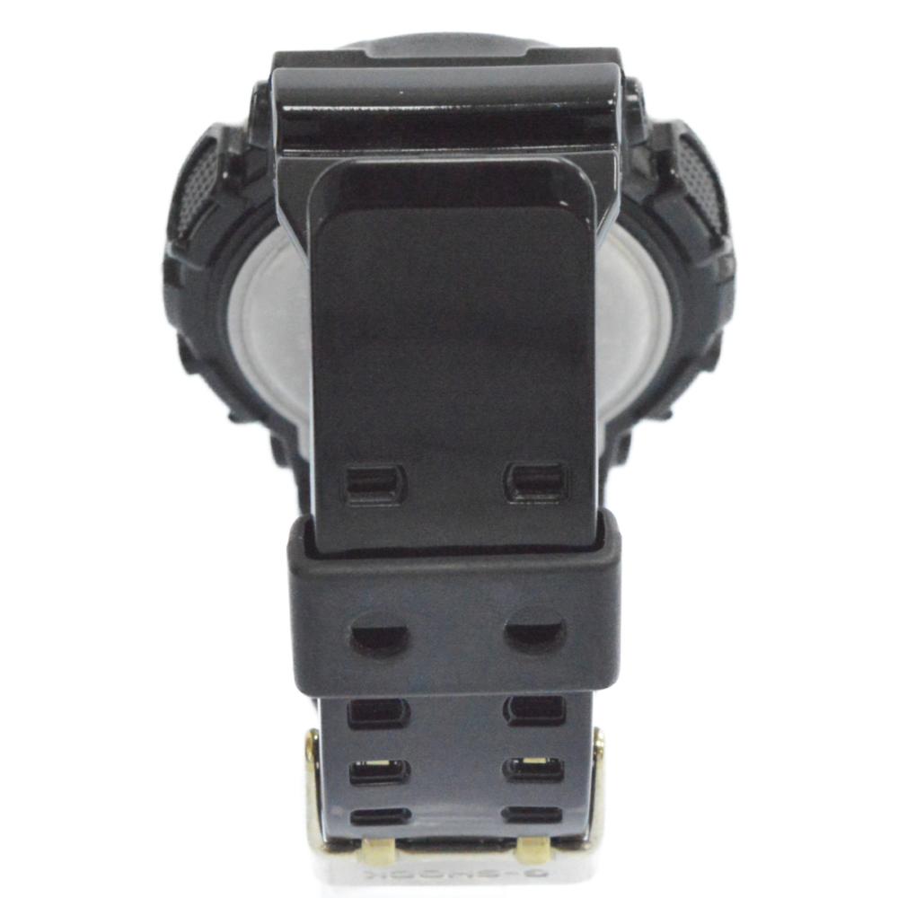 GD-100Series Black×Gold Series デジタルウォッチ腕時計