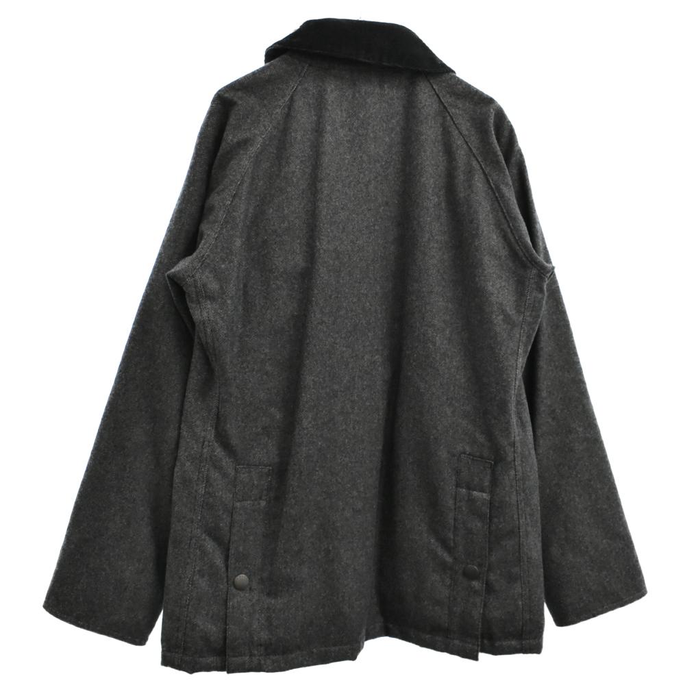 SL BEDALE WOOL ビデイルウールジャケット ヘリンボーン コーデュロイカラー