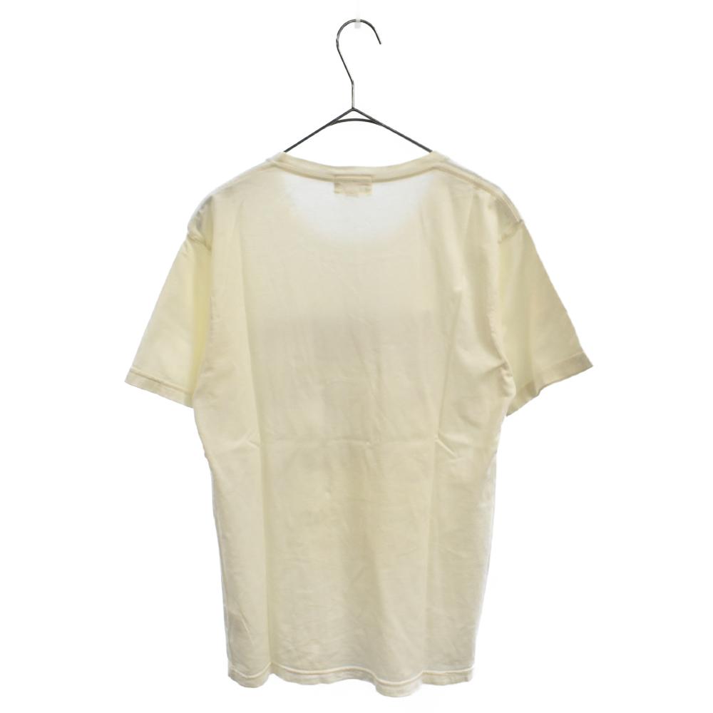 ROCKSTEADYフォトプリントクルーネック半袖Tシャツ