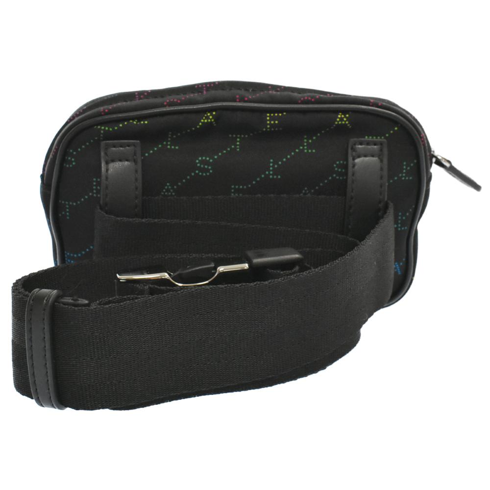 MINI BUM BAG レインボーロゴモノグラムミニバムバッグ ポーチ/ショルダーバッグ