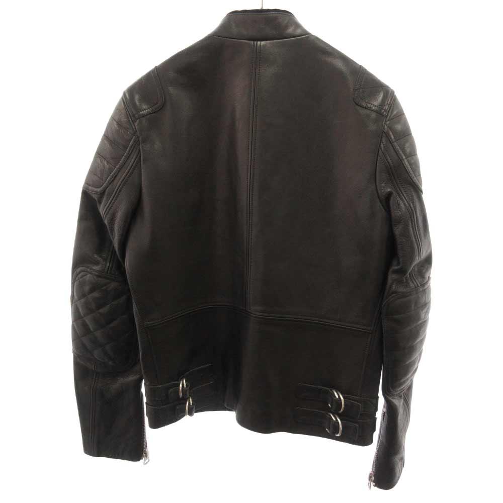 Oliver Leather Jacket バイカーレザーダブルライダースジャケット