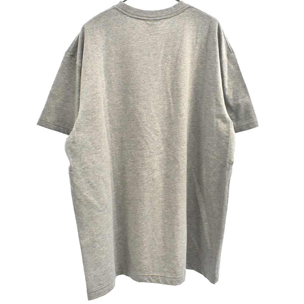 19SSヴィンテージ加工パイレーツプリント半袖Tシャツ